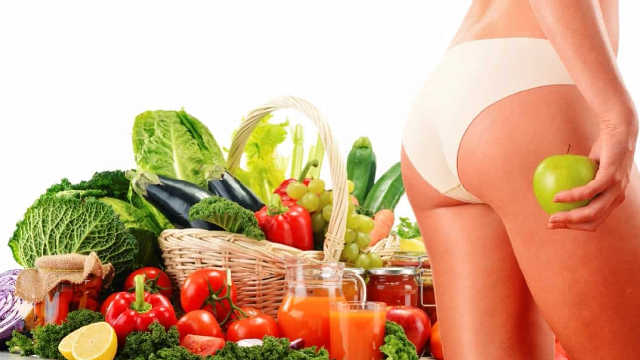 cellulite e alimentazione corretta