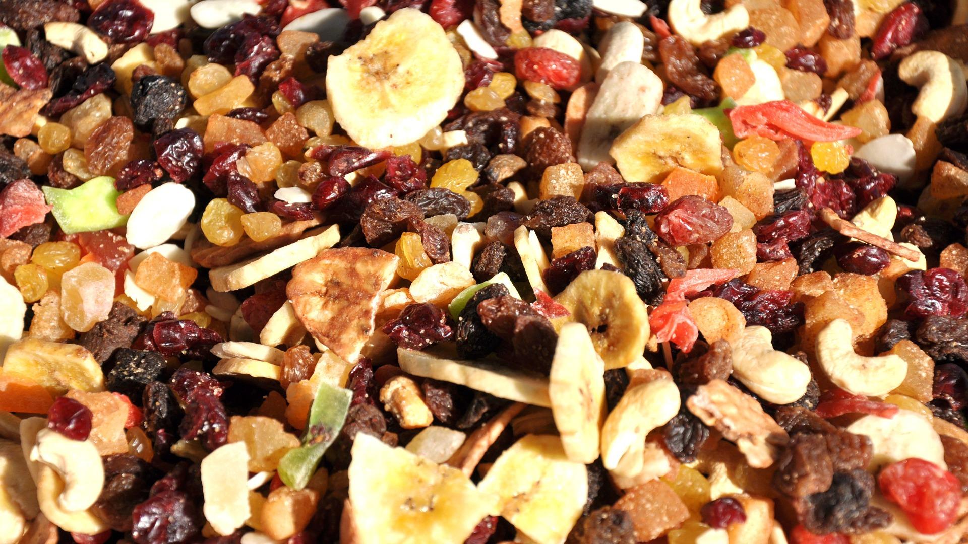 benefici e controindicazioni frutta secca