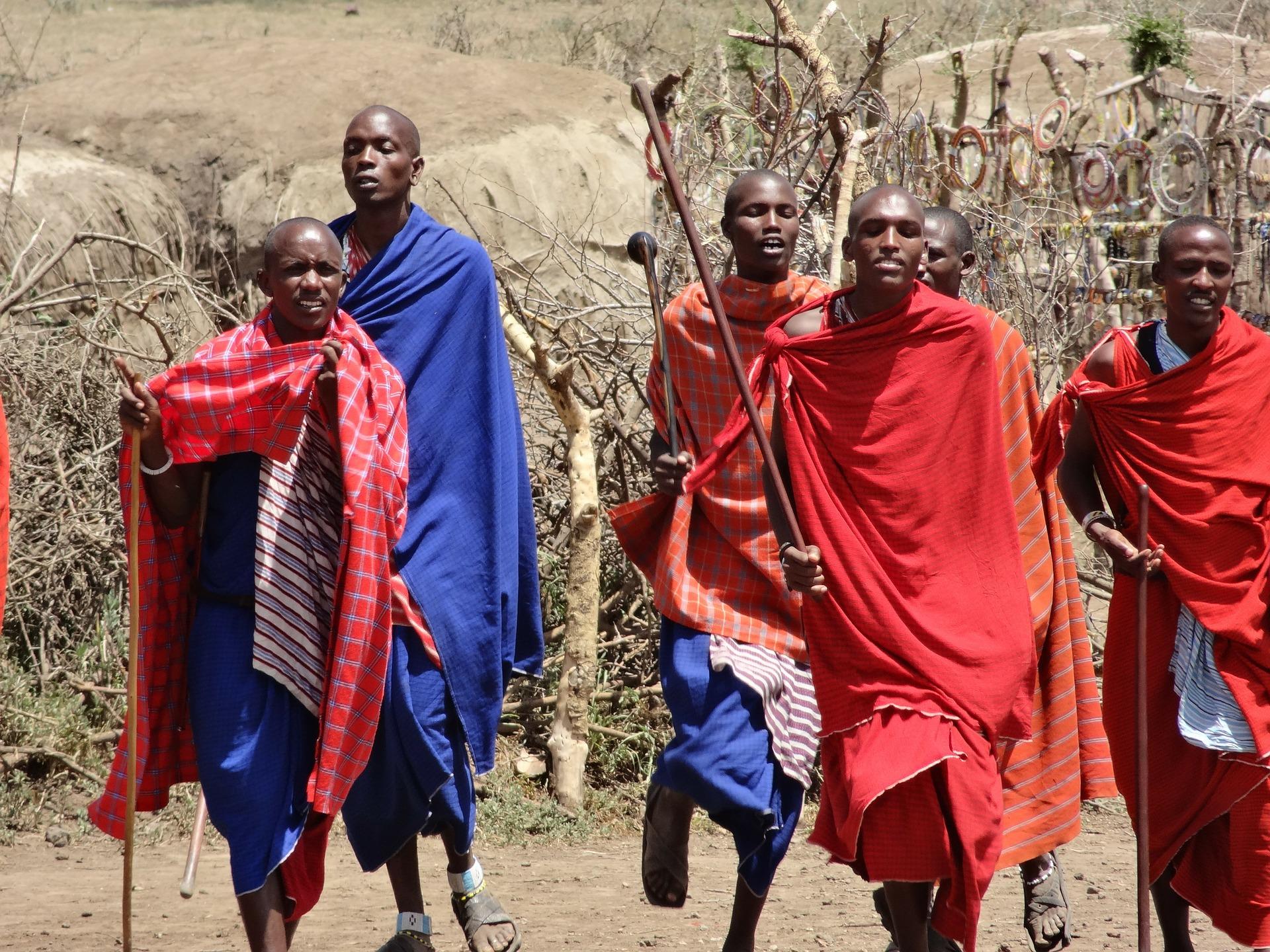 cultura masai